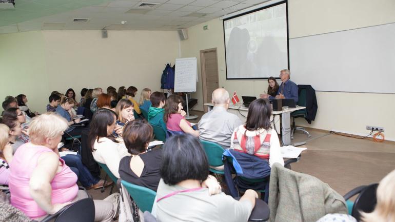 7-8 июня 2016 года состоялся семинар «Теория привязанности и технологии работы с подростками